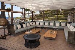 Amaro Lobby Bar and Lounge Gazebo
