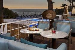 Amaro Lobby Bar and Lounge Terrace