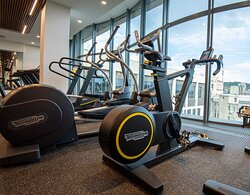 """""""Cloud 7"""" Fully equipped Gym, located on the 7th floor"""