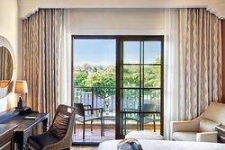 Balcony Guest Room