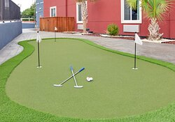 Unwind with Mini-Golf at the Candlewood Suites in Hurst, Texas