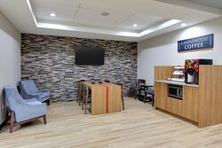 Grab a Cup of Coffee at the Candlewood Suites Hurst, Texas