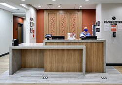 Welcome to the Candlewood Suites DFW West Hurst, Texas