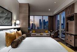 Executive Club Room With Balcony