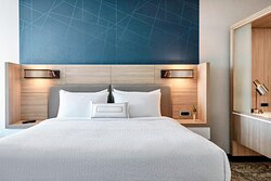 Suite - Sleeping Area