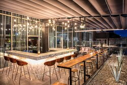 AC Lounge - Terrace