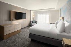 King Inline Suite - Sleeping Area