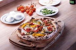 Pizza Zio Renato...L'amore per l'orto