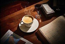 Blanche Dael koffie