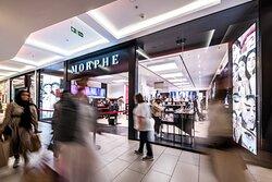 Morphe at Victoria Centre, Nottingham