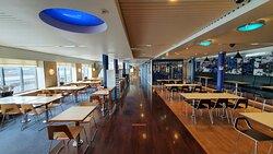 Blue Deli self-service cafeteria