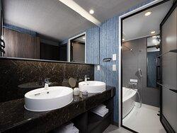 ◎プレミアム2ベッドルームアパートメントのお風呂