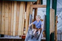 On-site children's playpark (for under 6s)