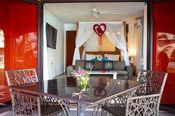 chambre honeymoon