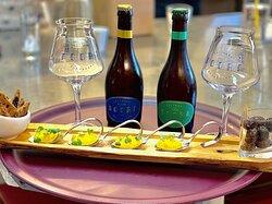 Bière Agora artisan brasseur Bio