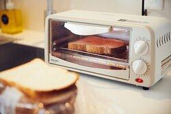 貸出備品:トースター