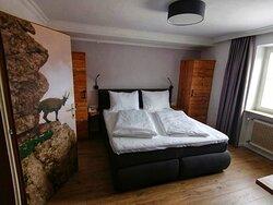 Standard Doppelzimmer ohne Balkon