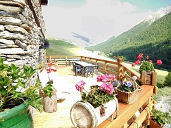 Nouvelle terrasse grand confort