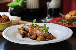 Grilled Flat Iron Steak!