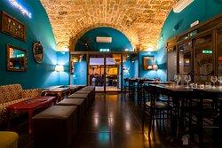 Cantavespri Art Cafè, ristorante, drink, spettacoli, Palermo, aperitivo