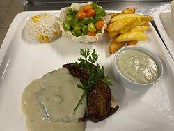 Gorgonzola Steak