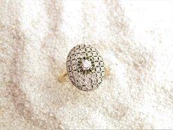 anelli oro , www.massaiorafi.com, anello in oro e diamanti , stile fiorentino