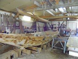 l'atelier des faiseurs de bâteaux