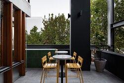 Mezzanine/Lounge