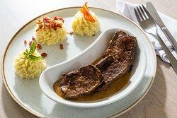 Steak Lucerna