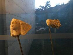 Esculturas no SPA