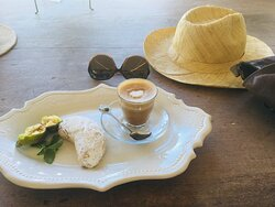 Coffee & biscuit