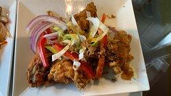 Wings de poulet