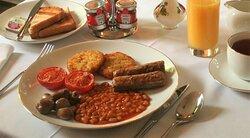 Kingscroft Meat-free Breakfast