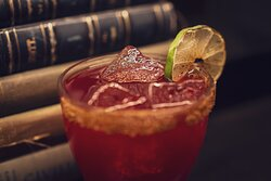 Where hibiscus and tequila come to meet...