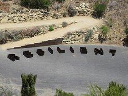 Starting point Ventura Botanical Gardens to Sierra Cross Park if you are walking