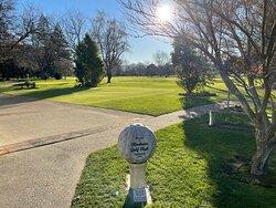 Blenheim Golf Club (less than 5 minutes walk from Two Tree Lodge)