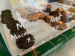Cookie Vission in Tai Hang - cookie varieties