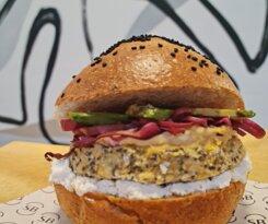 hamburguesa vegana cdmx
