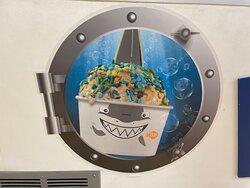 Shark Week and Ice Cream
