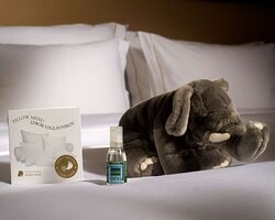 Guest room amenity