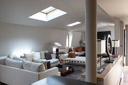 Apartment 10 Living Room