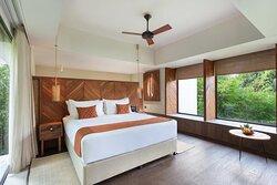 Woods Bed Room