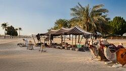 Emirates Palace Bedouin Tent