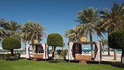 Emirates Palace Spa Cabanas