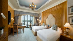 Emirates Palace Coral Twin Bedroom