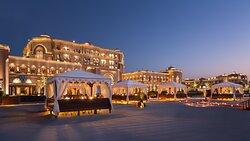 Emirates Palace BBQAl Qasr