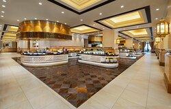 Emirates Palace Le Vendome Buffet