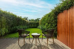 Garden Terrace - Balcony