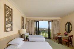 Ocean Garden Twin Room