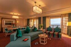 Ambassador Suite Guestroom